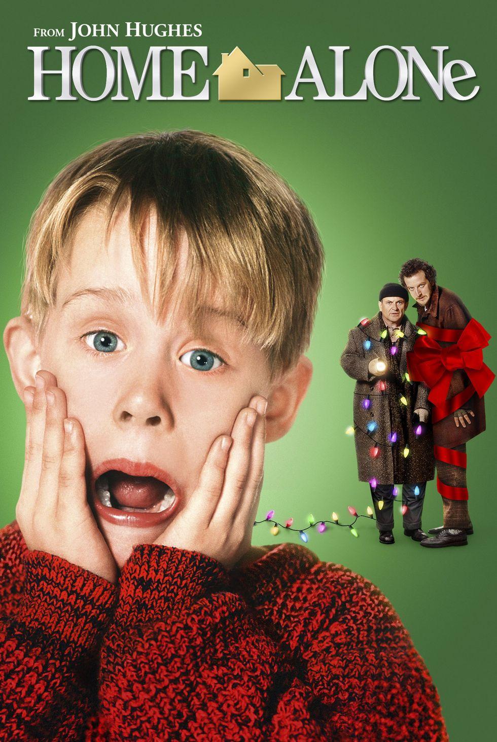 A Christmas Family Comedy with Macaulay Culkin